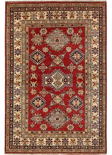 Firebrick Kazak 4' 8 x 7' 1 - No. 69026