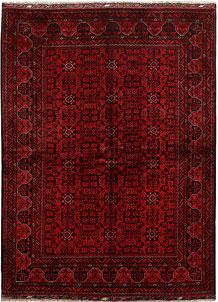 Dark Red Khal Mohammadi 5' 6 x 7' 9 - No. 69046