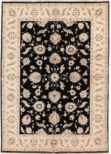 Black Ziegler 5' 10 x 7' 8 - No. 69097