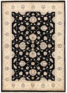 Black Ziegler 5' 6 x 7' 9 - No. 69098