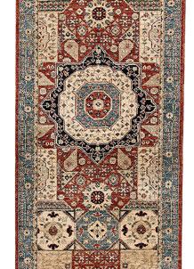 Multi Colored Mamluk 2' 8 x 14' 10 - No. 69109