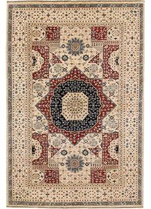 Bisque Mamluk 6' 5 x 9' 8 - No. 69111