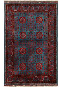 Teal Khal Mohammadi 3' 10 x 5' 8 - No. 69124