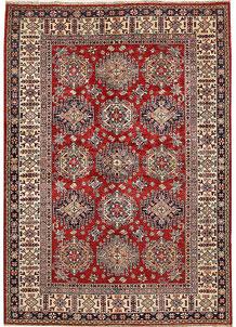 Firebrick Kazak 5' 8 x 8' - No. 69137
