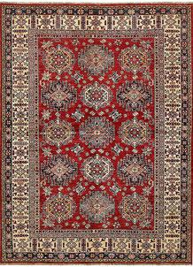Firebrick Kazak 5' 8 x 7' 7 - No. 69143