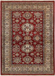 Firebrick Kazak 4' 10 x 6' 7 - No. 69144