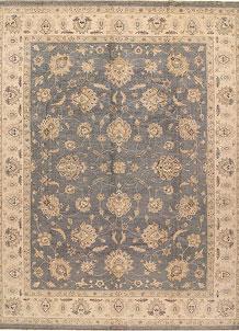 Light Slate Grey Ziegler 9' 1 x 11' 10 - No. 69163