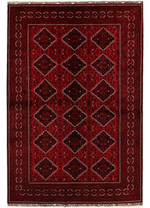 Dark Red Khal Mohammadi 6' 6 x 9' 9 - No. 69187