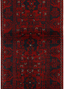 Firebrick Khal Mohammadi 2' 7 x 6' 3 - No. 69289