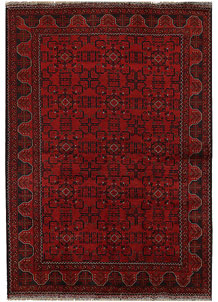 Firebrick Khal Mohammadi 6' 7 x 9' 5 - No. 69293