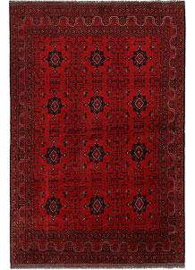Firebrick Khal Mohammadi 6' 6 x 9' 9 - No. 69294