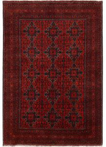 Firebrick Khal Mohammadi 6' 7 x 9' 6 - No. 69301