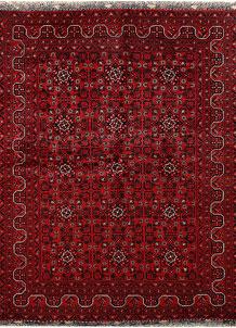 Firebrick Khal Mohammadi 4' 11 x 6' 4 - No. 69365
