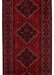 Dark Red Khal Mohammadi 2' 6 x 9' 2 - No. 69369
