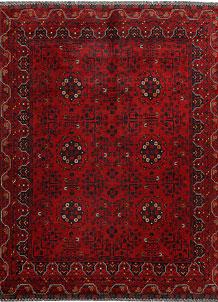 Firebrick Khal Mohammadi 4' 10 x 6' 4 - No. 69375