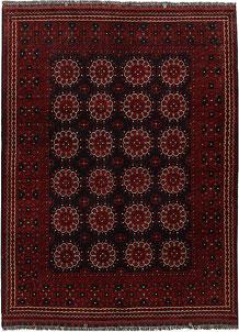 Multi Colored Khal Mohammadi 4' 9 x 6' 5 - No. 69377