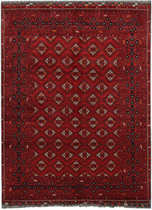 Firebrick Khal Mohammadi 4' 10 x 6' 4 - No. 69380