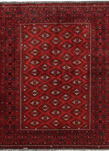 Firebrick Khal Mohammadi 4' 6 x 5' 8 - No. 69383