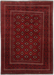 Firebrick Khal Mohammadi 4' 8 x 6' 4 - No. 69384