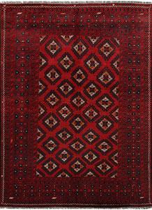 Firebrick Khal Mohammadi 4' 10 x 6' 8 - No. 69386