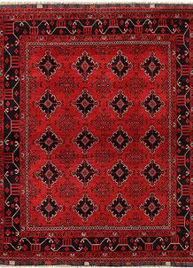 Firebrick Khal Mohammadi 4' 10 x 6' 1 - No. 69387