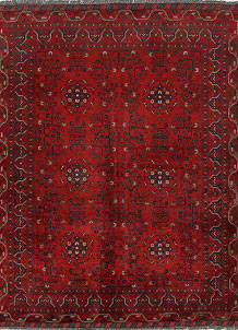 Firebrick Khal Mohammadi 5' 2 x 6' 8 - No. 69390