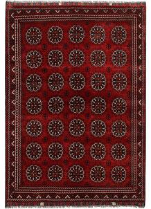 Firebrick Khal Mohammadi 4' 11 x 6' 11 - No. 69397