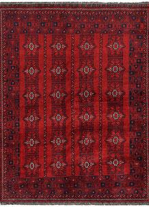 Firebrick Khal Mohammadi 5' x 6' 5 - No. 69398