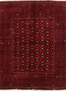 Firebrick Khal Mohammadi 5' x 6' 2 - No. 69400