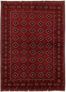 Firebrick Khal Mohammadi 6' 6 x 9' 3 - No. 69409