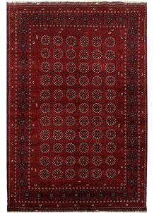 Firebrick Khal Mohammadi 6' 5 x 9' 7 - No. 69410