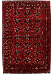 Firebrick Khal Mohammadi 6' 6 x 9' 7 - No. 69411