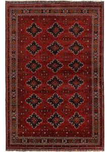 Firebrick Khal Mohammadi 6' 7 x 9' 10 - No. 69414