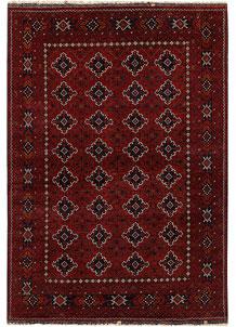 Maroon Khal Mohammadi 6' 5 x 9' 2 - No. 69416