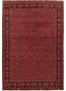 Firebrick Khal Mohammadi 6' 6 x 9' 7 - No. 69419