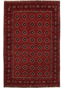 Firebrick Khal Mohammadi 6' 5 x 9' 9 - No. 69431