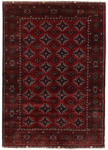 Dark Red Khal Mohammadi 5' 5 x 7' 7 - No. 69432