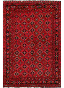 Red Khal Mohammadi 6' 5 x 9' 8 - No. 69438