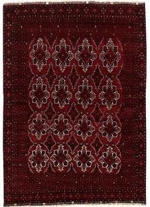 Dark Red Khal Mohammadi 6' 8 x 9' 3 - No. 69450