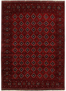 Dark Red Khal Mohammadi 8' 2 x 11' 7 - No. 69462