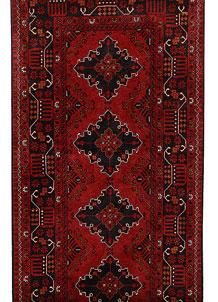 Dark Red Khal Mohammadi 2' 9 x 12' 7 - No. 69465