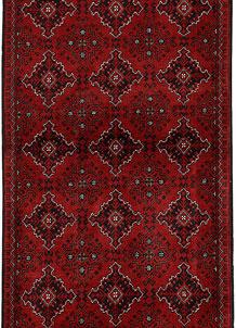 Dark Red Khal Mohammadi 2' 10 x 6' 7 - No. 69468