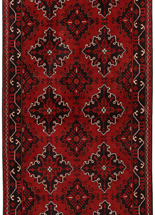 Dark Red Khal Mohammadi 2' 10 x 6' 4 - No. 69469