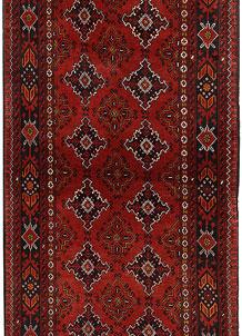 Dark Red Khal Mohammadi 2' 11 x 6' 5 - No. 69470