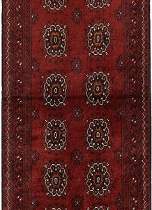 Dark Red Khal Mohammadi 2' 9 x 6' 5 - No. 69471