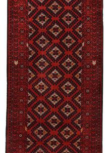 Dark Red Khal Mohammadi 2' 7 x 9' 6 - No. 69477