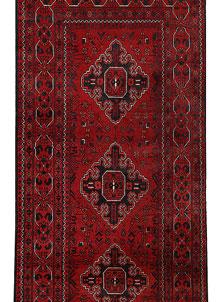 Dark Red Khal Mohammadi 2' 8 x 9' 2 - No. 69479