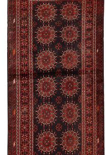 Black Khal Mohammadi 2' 11 x 12' 10 - No. 69485