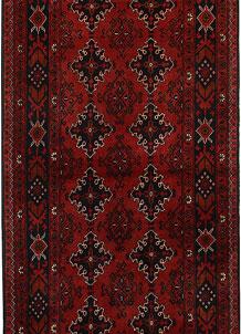 Dark Red Khal Mohammadi 2' 11 x 6' 6 - No. 69491