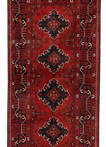 Dark Red Khal Mohammadi 3' x 12' 8 - No. 69494